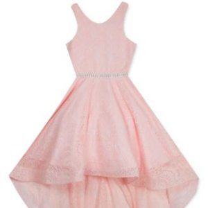 High Low Formal Princess Dress